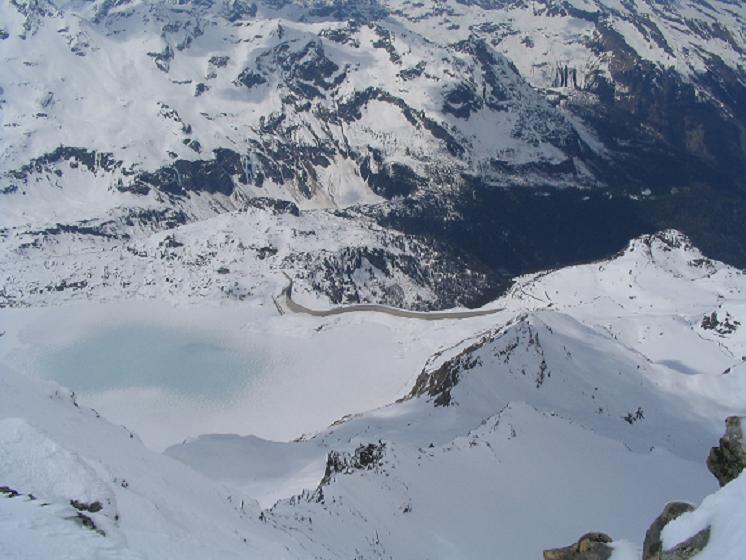 Foto: Andreas Koller / Ski Tour / Vom Enzingerboden auf den Hocheiser, 3206m / 29.01.2009 19:51:12