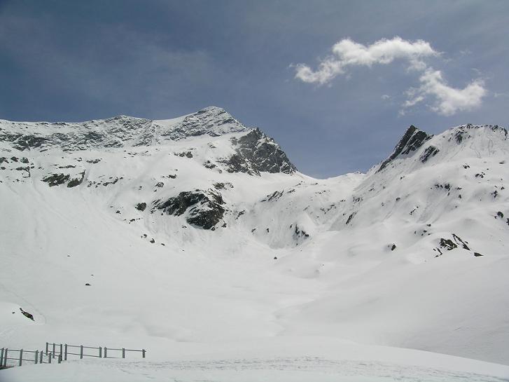 Foto: Andreas Koller / Ski Tour / Vom Enzingerboden auf den Hocheiser, 3206m / 29.01.2009 19:50:57