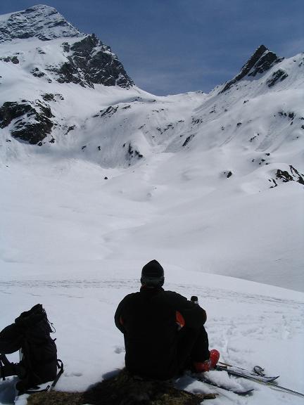 Foto: Andreas Koller / Ski Tour / Vom Enzingerboden auf den Hocheiser, 3206m / 29.01.2009 19:50:51