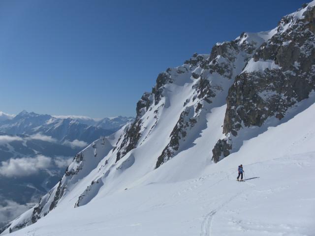 Foto: Wolfgang Lauschensky / Ski Tour / Scheichenspitze - Gruberkar / oberes Gruberkar / 22.03.2012 16:46:04