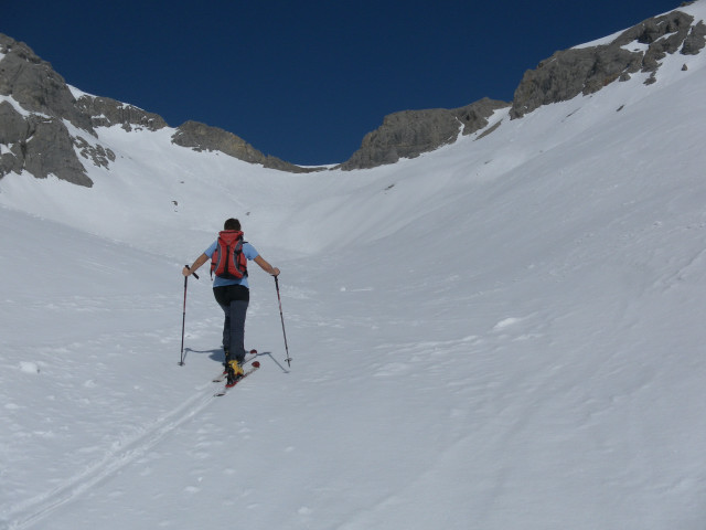 Foto: Wolfgang Lauschensky / Ski Tour / Scheichenspitze - Gruberkar / Gruberscharte / 22.03.2012 16:45:54