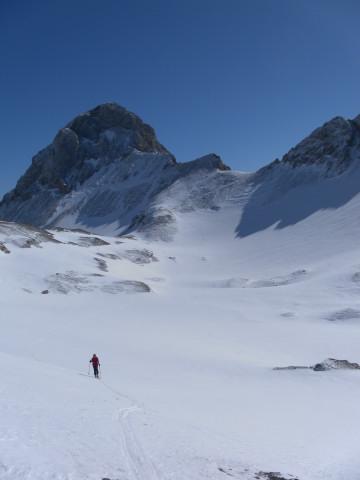 Foto: Wolfgang Lauschensky / Ski Tour / Scheichenspitze - Gruberkar / Eselstein und Gruberscharte / 22.03.2012 16:45:26