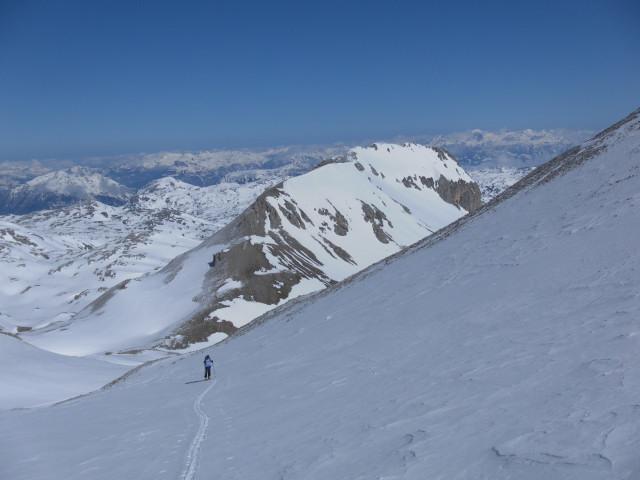 Foto: Wolfgang Lauschensky / Ski Tour / Scheichenspitze - Gruberkar / Landfriedstein / 22.03.2012 16:45:18