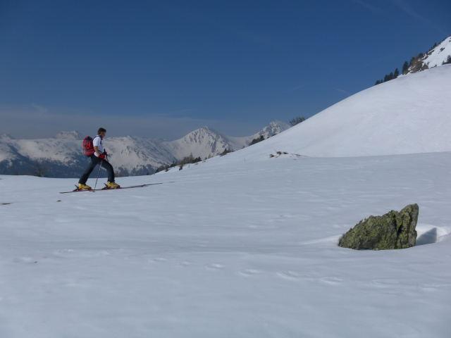 Foto: Wolfgang Lauschensky / Ski Tour / Zechnerkarspitze, 2452m / Gurpitschek im Westen / 09.10.2011 15:14:32