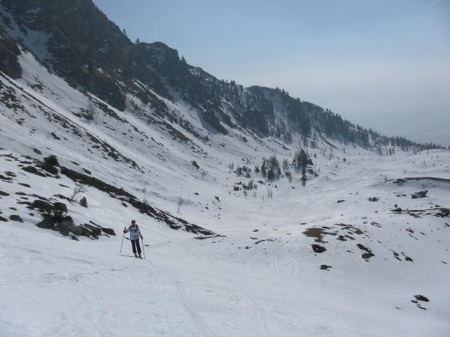Foto: Wolfgang Lauschensky / Ski Tour / Zechnerkarspitze, 2452m / Granitzl / 09.10.2011 15:14:26