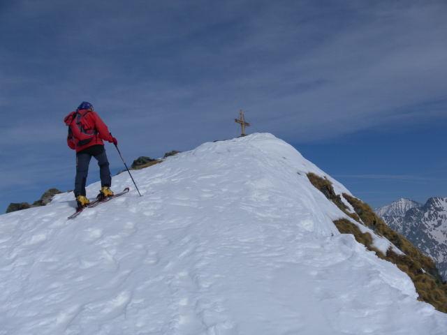 Foto: Wolfgang Lauschensky / Ski Tour / Zechnerkarspitze, 2452m / Zechnerkarspitze / 09.10.2011 15:13:29