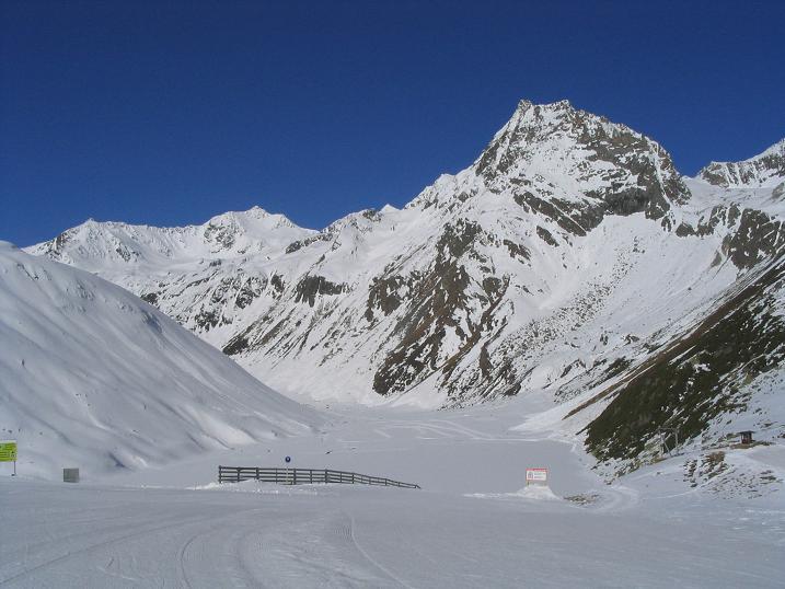 Foto: Andreas Koller / Ski Tour / Vom Rifflsee auf den Wurmtaler Kopf (3225m) / 27.01.2009 20:15:39