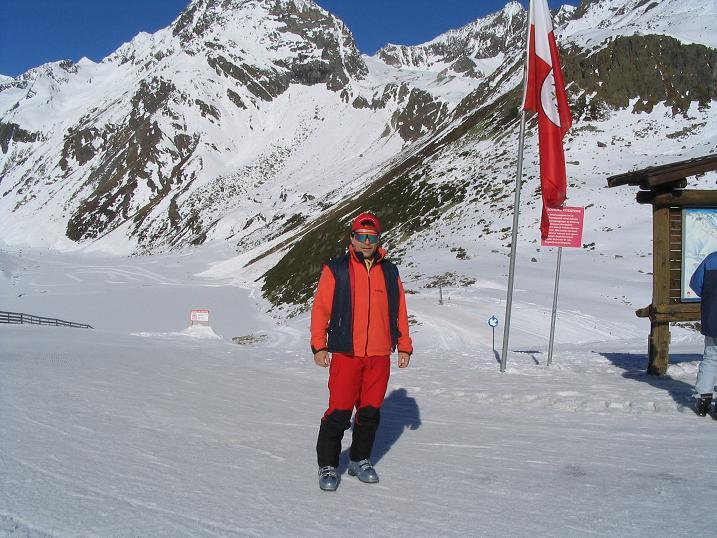 Foto: Andreas Koller / Ski Tour / Vom Rifflsee auf den Wurmtaler Kopf (3225m) / 27.01.2009 20:15:35