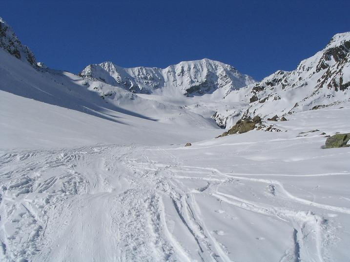 Foto: Andreas Koller / Ski Tour / Vom Rifflsee auf den Wurmtaler Kopf (3225m) / 27.01.2009 20:15:12