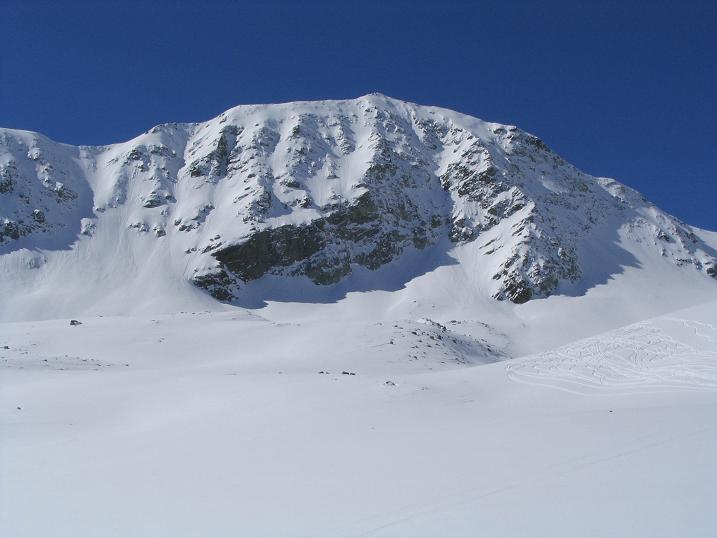 Foto: Andreas Koller / Ski Tour / Vom Rifflsee auf den Wurmtaler Kopf (3225m) / 27.01.2009 20:15:00