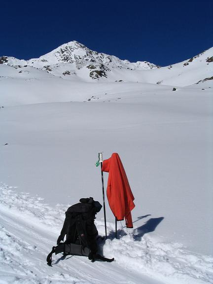 Foto: Andreas Koller / Ski Tour / Vom Rifflsee auf den Wurmtaler Kopf (3225m) / 27.01.2009 20:14:54