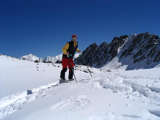 Foto: Andreas Koller / Ski Tour / Vom Rifflsee auf den Wurmtaler Kopf (3225m) / 27.01.2009 20:14:43