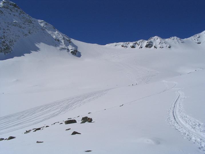Foto: Andreas Koller / Ski Tour / Vom Rifflsee auf den Wurmtaler Kopf (3225m) / 27.01.2009 20:14:36