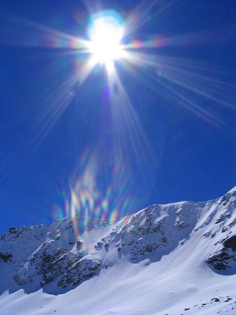 Foto: Andreas Koller / Ski Tour / Vom Rifflsee auf den Wurmtaler Kopf (3225m) / 27.01.2009 20:14:29
