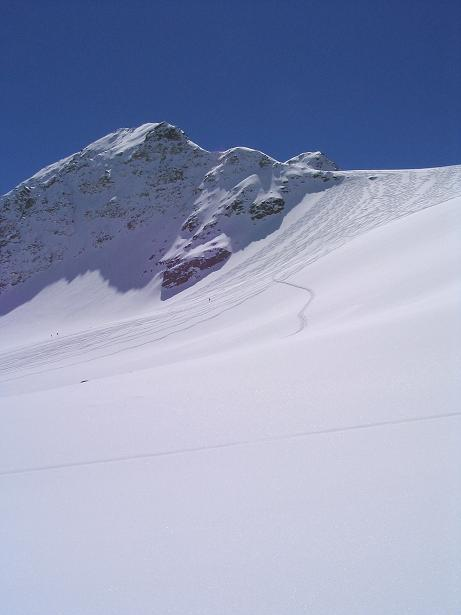 Foto: Andreas Koller / Ski Tour / Vom Rifflsee auf den Wurmtaler Kopf (3225m) / 27.01.2009 20:14:24