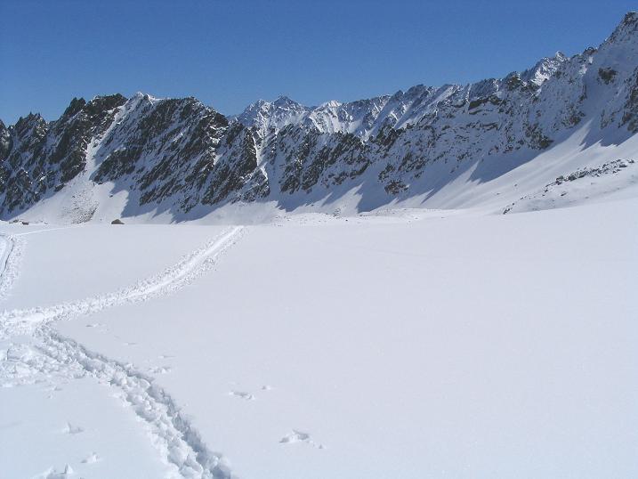 Foto: Andreas Koller / Ski Tour / Vom Rifflsee auf den Wurmtaler Kopf (3225m) / 27.01.2009 20:14:17