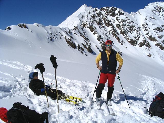 Foto: Andreas Koller / Ski Tour / Vom Rifflsee auf den Wurmtaler Kopf (3225m) / 27.01.2009 20:14:10