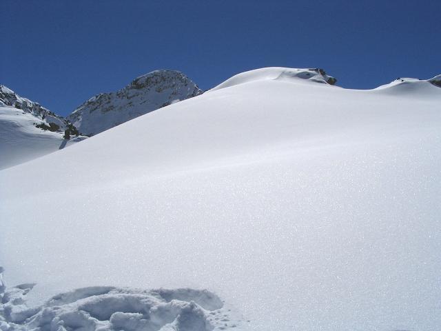 Foto: Andreas Koller / Ski Tour / Vom Rifflsee auf den Wurmtaler Kopf (3225m) / 27.01.2009 20:13:57