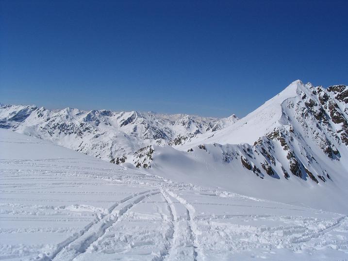 Foto: Andreas Koller / Ski Tour / Vom Rifflsee auf den Wurmtaler Kopf (3225m) / 27.01.2009 20:13:43