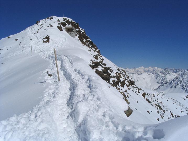 Foto: Andreas Koller / Ski Tour / Vom Rifflsee auf den Wurmtaler Kopf (3225m) / 27.01.2009 20:13:12
