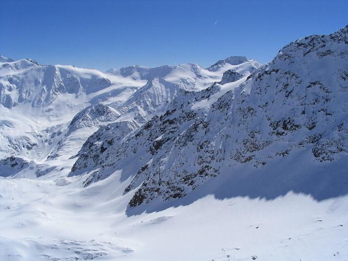 Foto: Andreas Koller / Ski Tour / Vom Rifflsee auf den Wurmtaler Kopf (3225m) / 27.01.2009 20:12:41