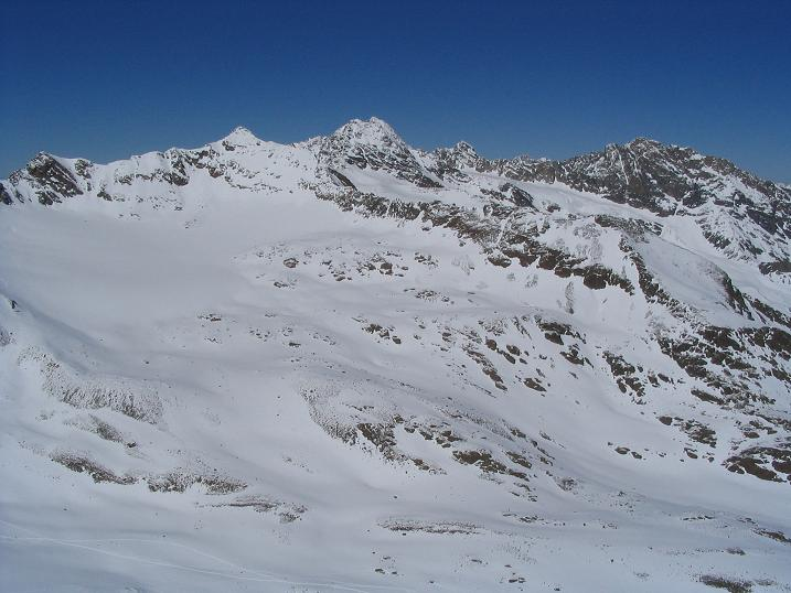 Foto: Andreas Koller / Ski Tour / Vom Rifflsee auf den Wurmtaler Kopf (3225m) / 27.01.2009 20:12:28
