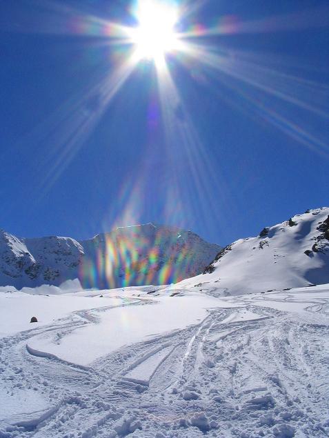 Foto: Andreas Koller / Ski Tour / Vom Rifflsee auf den Wurmtaler Kopf (3225m) / 27.01.2009 20:02:05