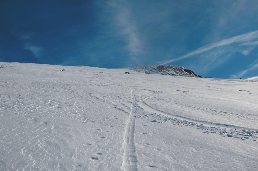 Foto: Thomas Paschinger / Ski Tour / Von Dax auf die Amthorspitze (2748m) / 12.02.2010 15:24:44