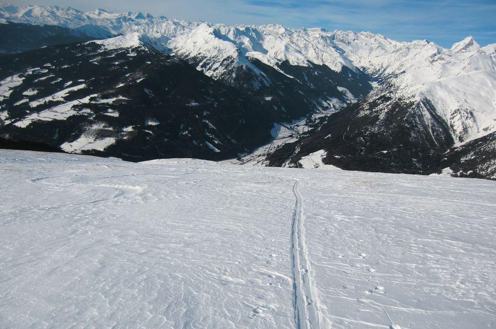 Foto: Thomas Paschinger / Ski Tour / Von Dax auf die Amthorspitze (2748m) / 12.02.2010 15:24:34
