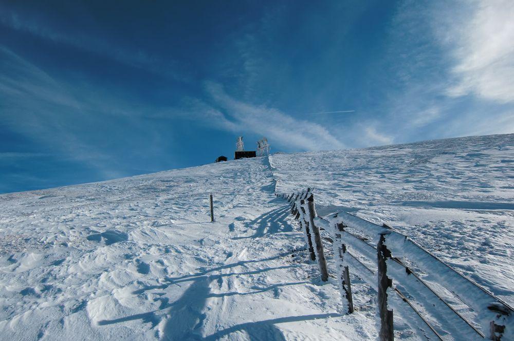 Foto: Thomas Paschinger / Ski Tour / Von Dax auf die Amthorspitze (2748m) / 12.02.2010 15:24:15