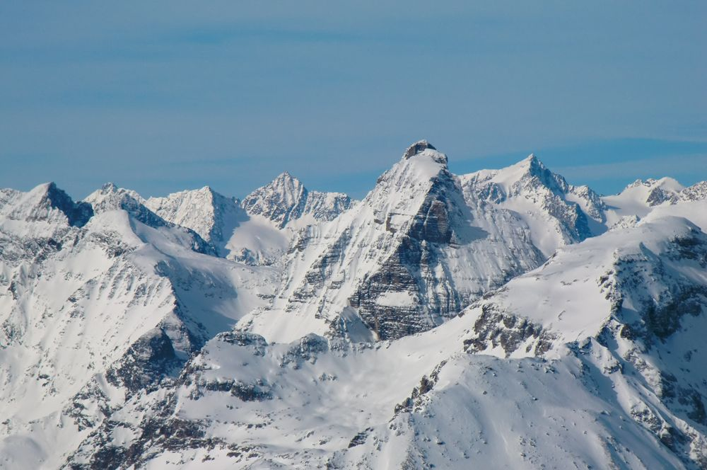Foto: Thomas Paschinger / Ski Tour / Von Dax auf die Amthorspitze (2748m) / Pflerscher Tribulaun, 3097m / 12.02.2010 15:15:31
