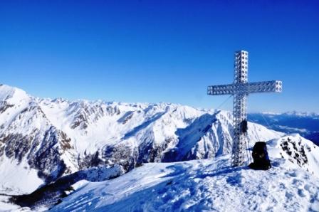 Foto: Milan Sova / Ski Tour / Plattspitz (2669m) / 04.02.2011 16:54:46