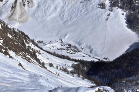 Foto: Milan Sova / Ski Tour / Plattspitz (2669m) / Fane Alm / 04.02.2011 16:54:06