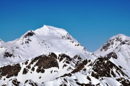 Foto: Milan Sova / Ski Tour / Plattspitz (2669m) / Wilde Kreuzspitze / 04.02.2011 16:53:12