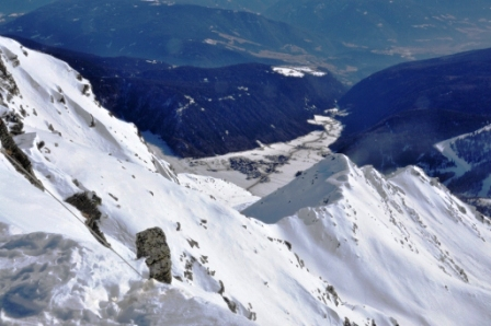 Foto: Milan Sova / Ski Tour / Plattspitz (2669m) / Vals / 04.02.2011 16:51:27