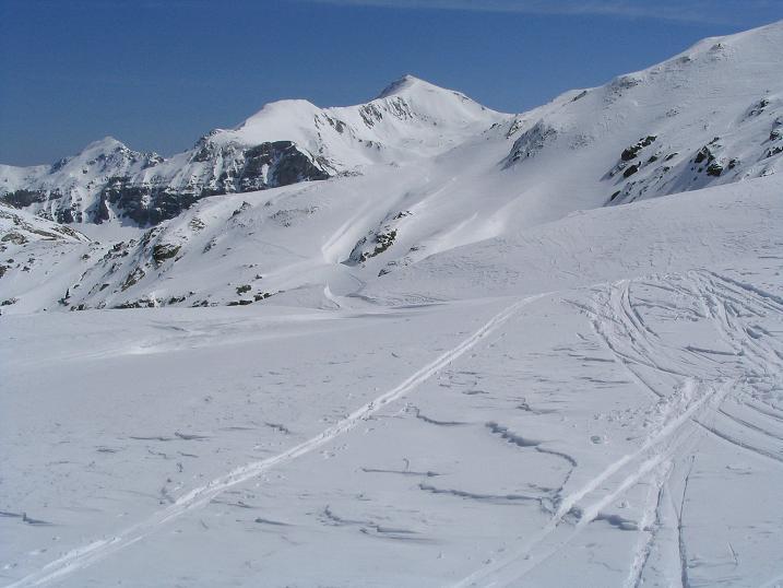 Foto: Andreas Koller / Ski Tour / Vom Radstädter Tauern auf die Steirische Kalkspitze (2459m) / 28.01.2009 20:40:24
