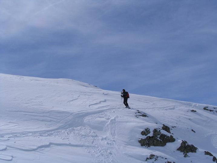 Foto: Andreas Koller / Ski Tour / Vom Radstädter Tauern auf die Steirische Kalkspitze (2459m) / 28.01.2009 20:40:18
