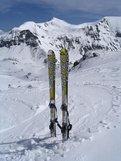 Foto: Andreas Koller / Ski Tour / Vom Radstädter Tauern auf die Steirische Kalkspitze (2459m) / 28.01.2009 20:40:33