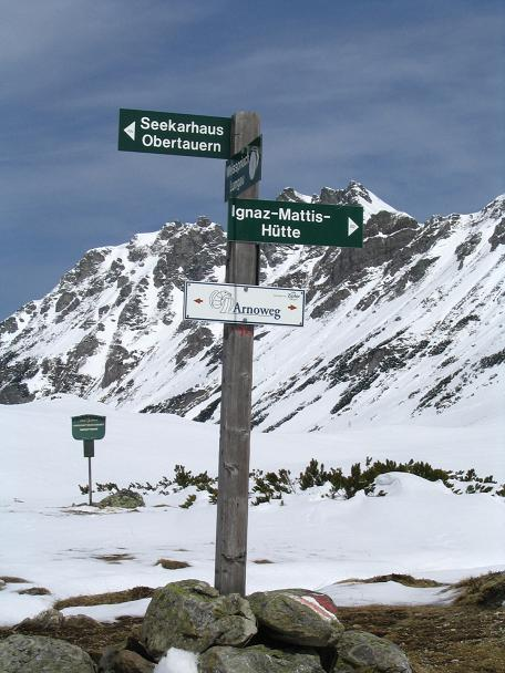 Foto: Andreas Koller / Ski Tour / Vom Radstädter Tauern auf die Steirische Kalkspitze (2459m) / 28.01.2009 20:40:09