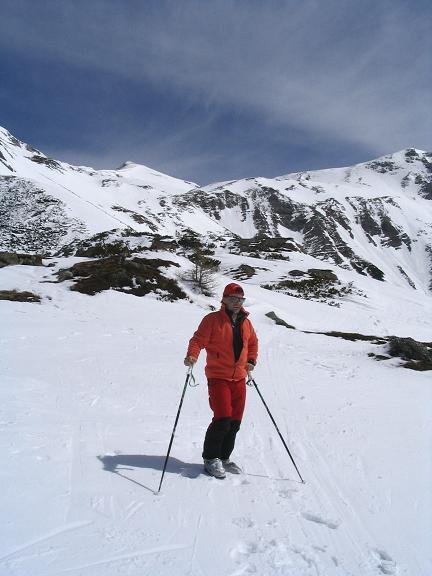 Foto: Andreas Koller / Ski Tour / Vom Radstädter Tauern auf die Steirische Kalkspitze (2459m) / 28.01.2009 20:40:03