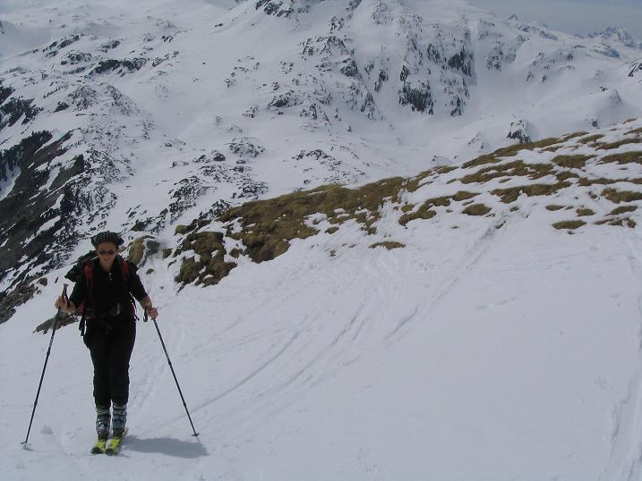 Foto: Andreas Koller / Ski Tour / Vom Radstädter Tauern auf die Steirische Kalkspitze (2459m) / 28.01.2009 20:39:57