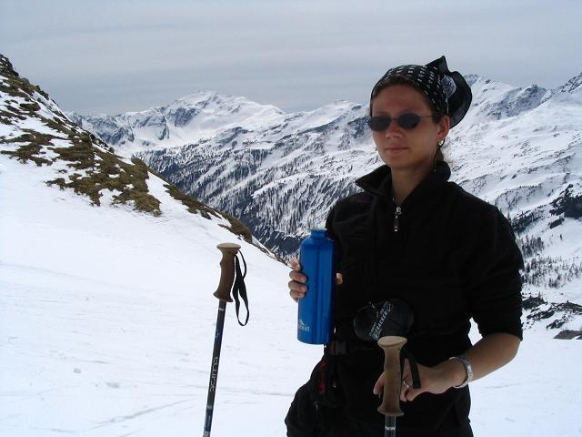 Foto: Andreas Koller / Ski Tour / Vom Radstädter Tauern auf die Steirische Kalkspitze (2459m) / 28.01.2009 20:39:45
