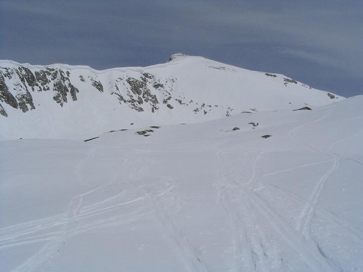 Foto: Andreas Koller / Ski Tour / Vom Radstädter Tauern auf die Steirische Kalkspitze (2459m) / 28.01.2009 20:39:39