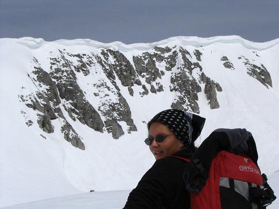 Foto: Andreas Koller / Ski Tour / Vom Radstädter Tauern auf die Steirische Kalkspitze (2459m) / 28.01.2009 20:39:33