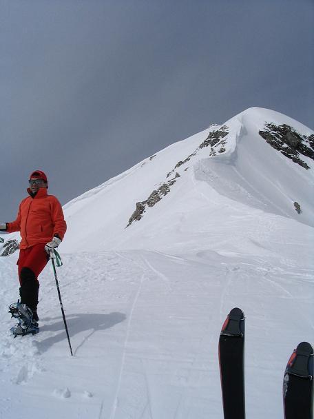 Foto: Andreas Koller / Ski Tour / Vom Radstädter Tauern auf die Steirische Kalkspitze (2459m) / 28.01.2009 20:39:26