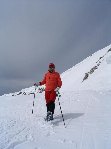 Foto: Andreas Koller / Ski Tour / Vom Radstädter Tauern auf die Steirische Kalkspitze (2459m) / 28.01.2009 20:39:21