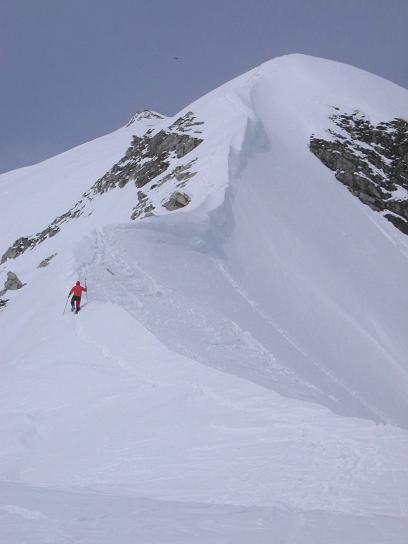 Foto: Andreas Koller / Ski Tour / Vom Radstädter Tauern auf die Steirische Kalkspitze (2459m) / 28.01.2009 20:39:08