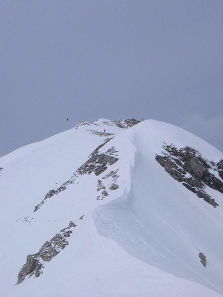 Foto: Andreas Koller / Ski Tour / Vom Radstädter Tauern auf die Steirische Kalkspitze (2459m) / 28.01.2009 20:38:56