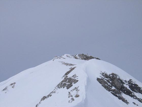 Foto: Andreas Koller / Ski Tour / Vom Radstädter Tauern auf die Steirische Kalkspitze (2459m) / 28.01.2009 20:38:50