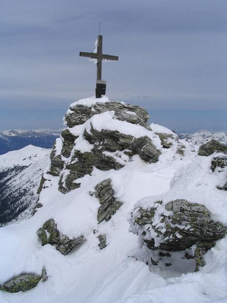 Foto: Andreas Koller / Ski Tour / Vom Radstädter Tauern auf die Steirische Kalkspitze (2459m) / 28.01.2009 20:38:40